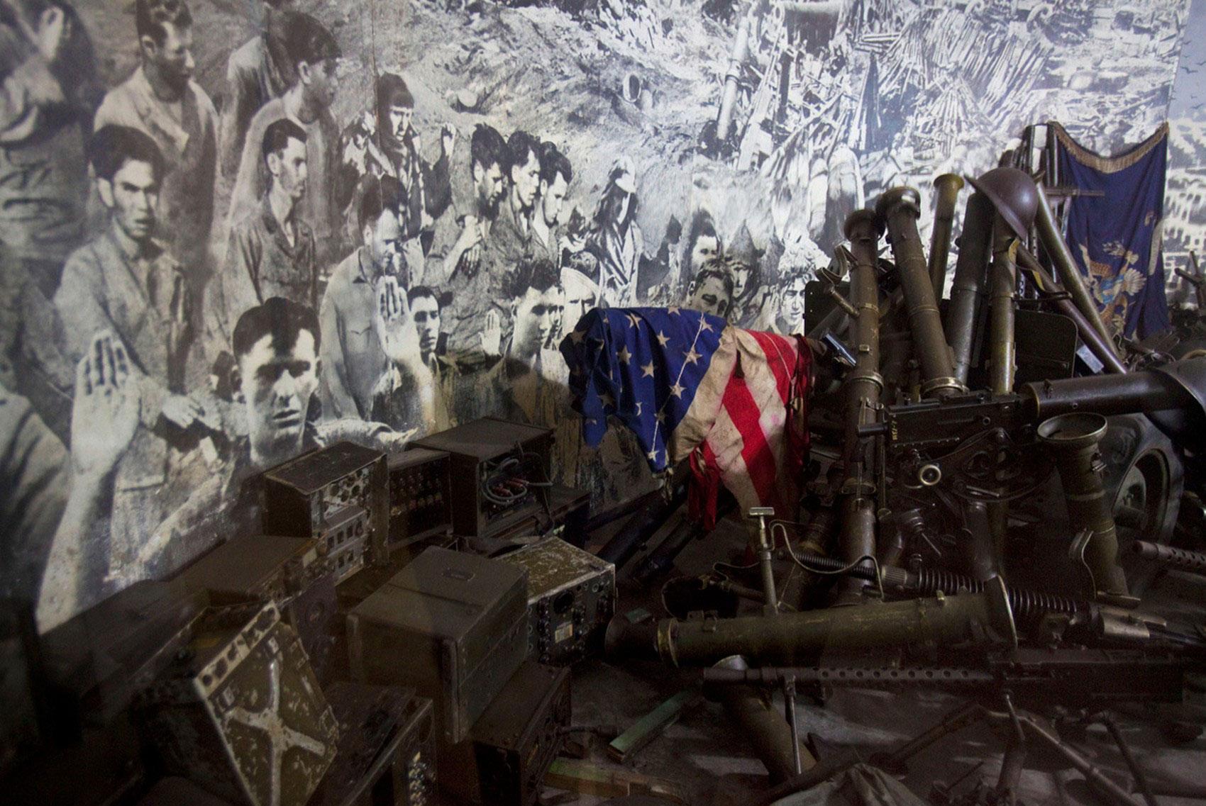 военный музей Северной Кореи