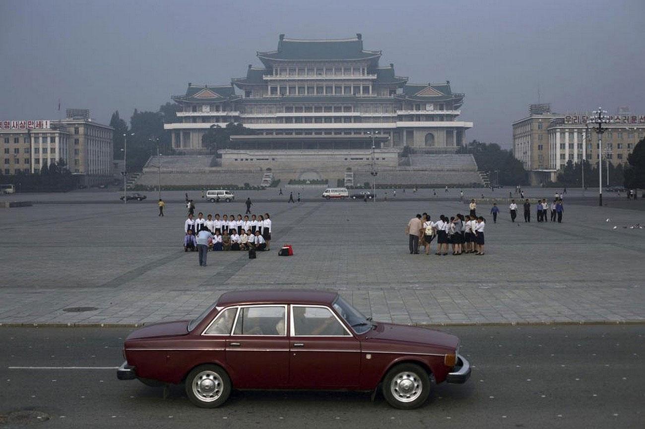 Площадь Ким Ир Сена