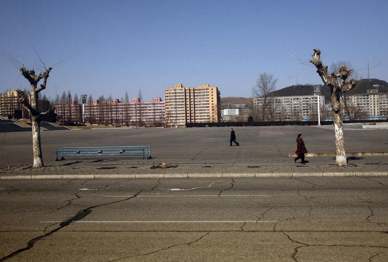 снимок Пхеньяна