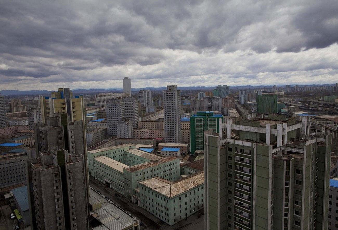 район Пхеньяна