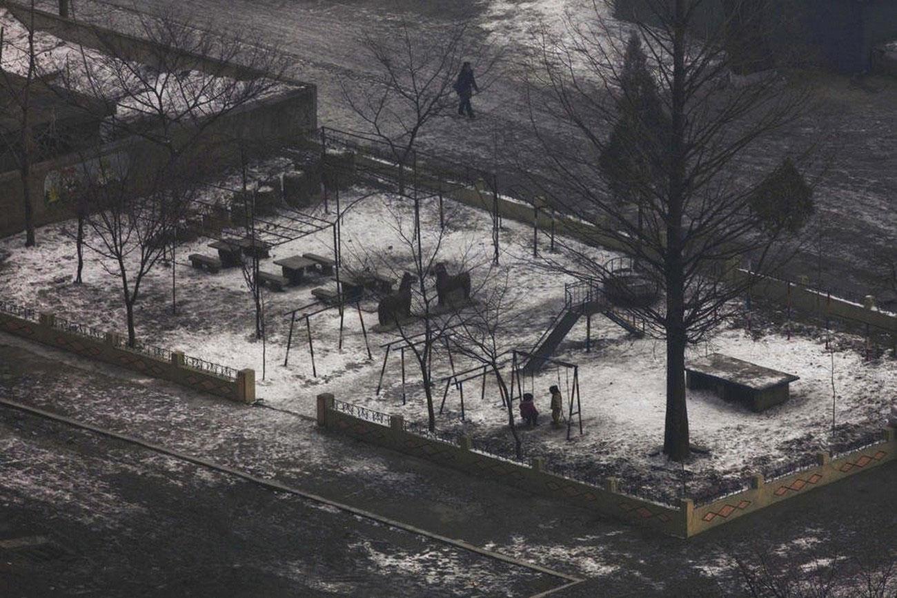 Детская площадка, фото