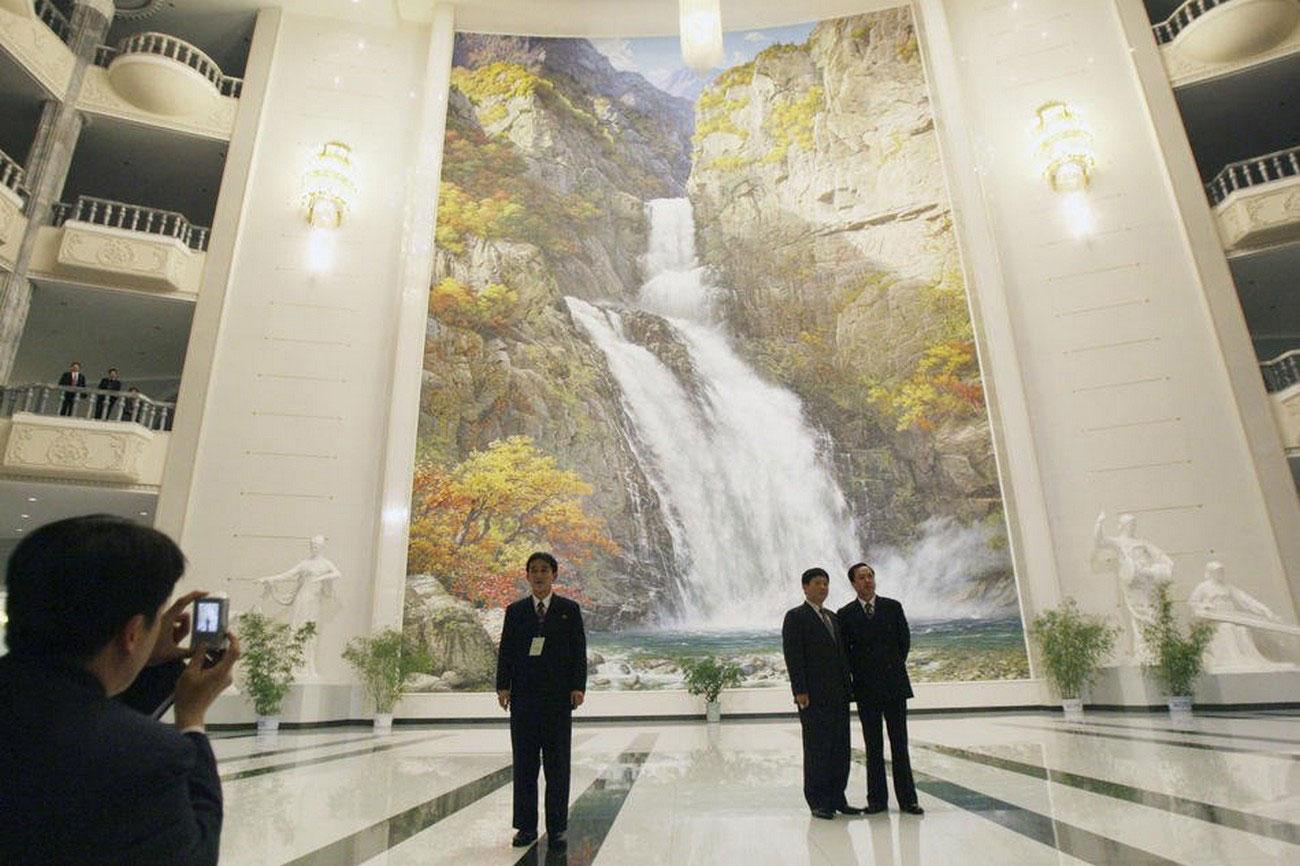 Театр в Пхеньяне