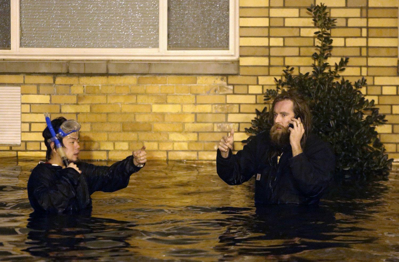 наводнение после Sandy в Соединенных Штатах Америки, фото