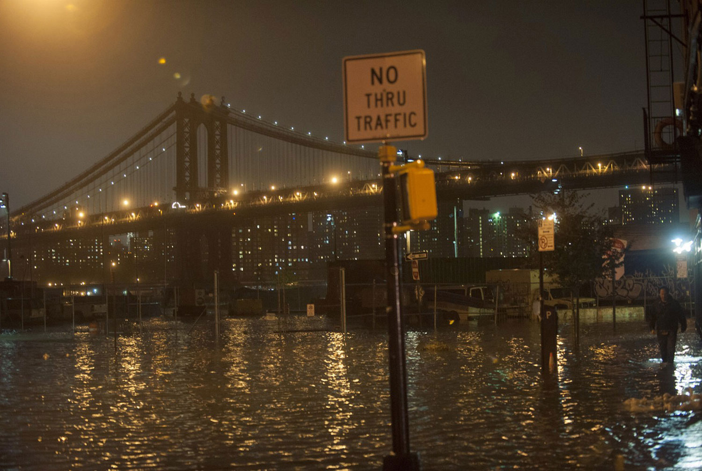 Разрешения на набережной Бруклина, фото