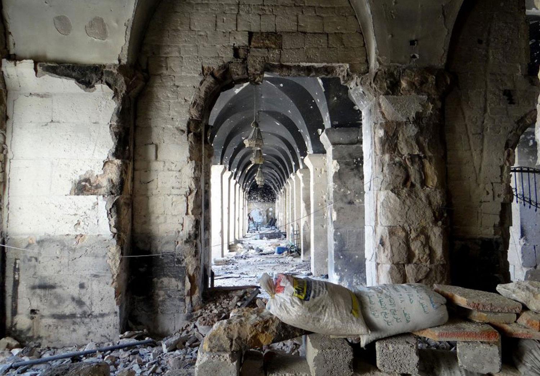 руины великой мечети