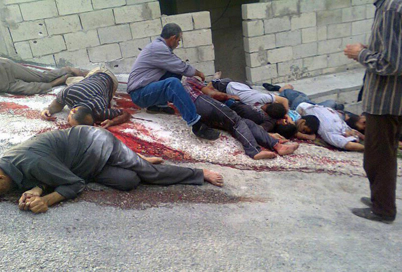 тела погибших