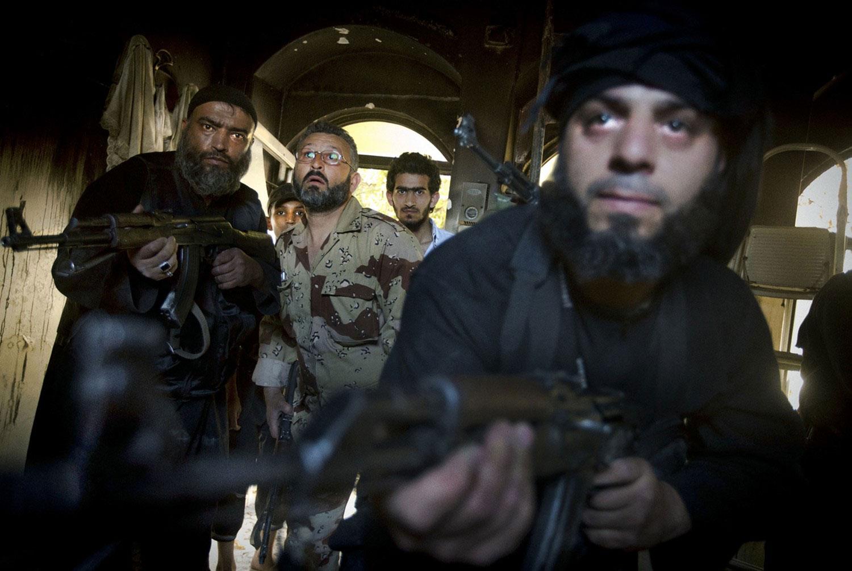 Повстанцы в Сирии