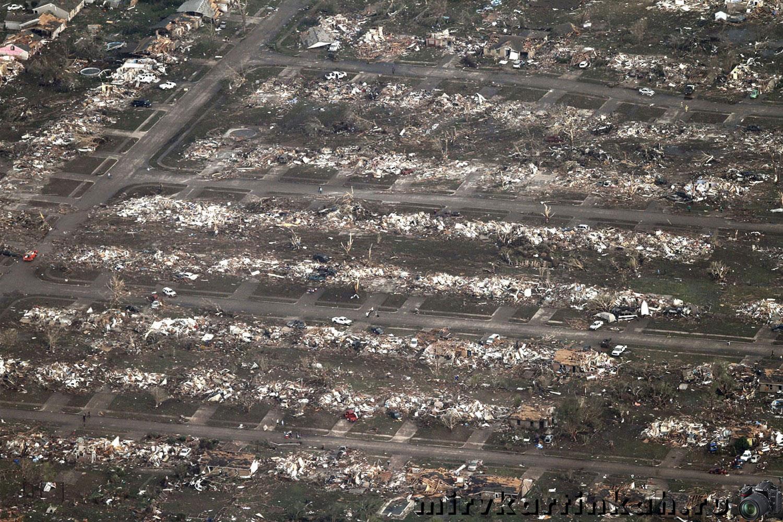 окрестности разрушенного города Мура