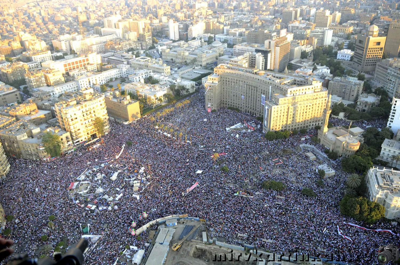 митинг на площади Тахрир