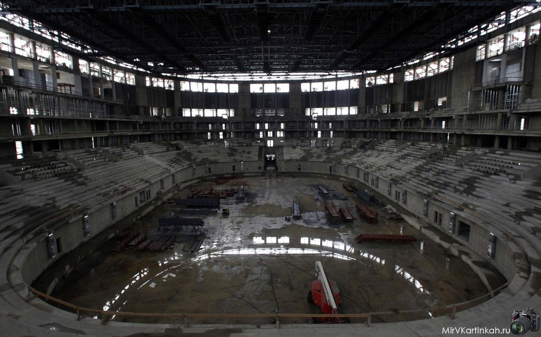 Большой ледовой стадион