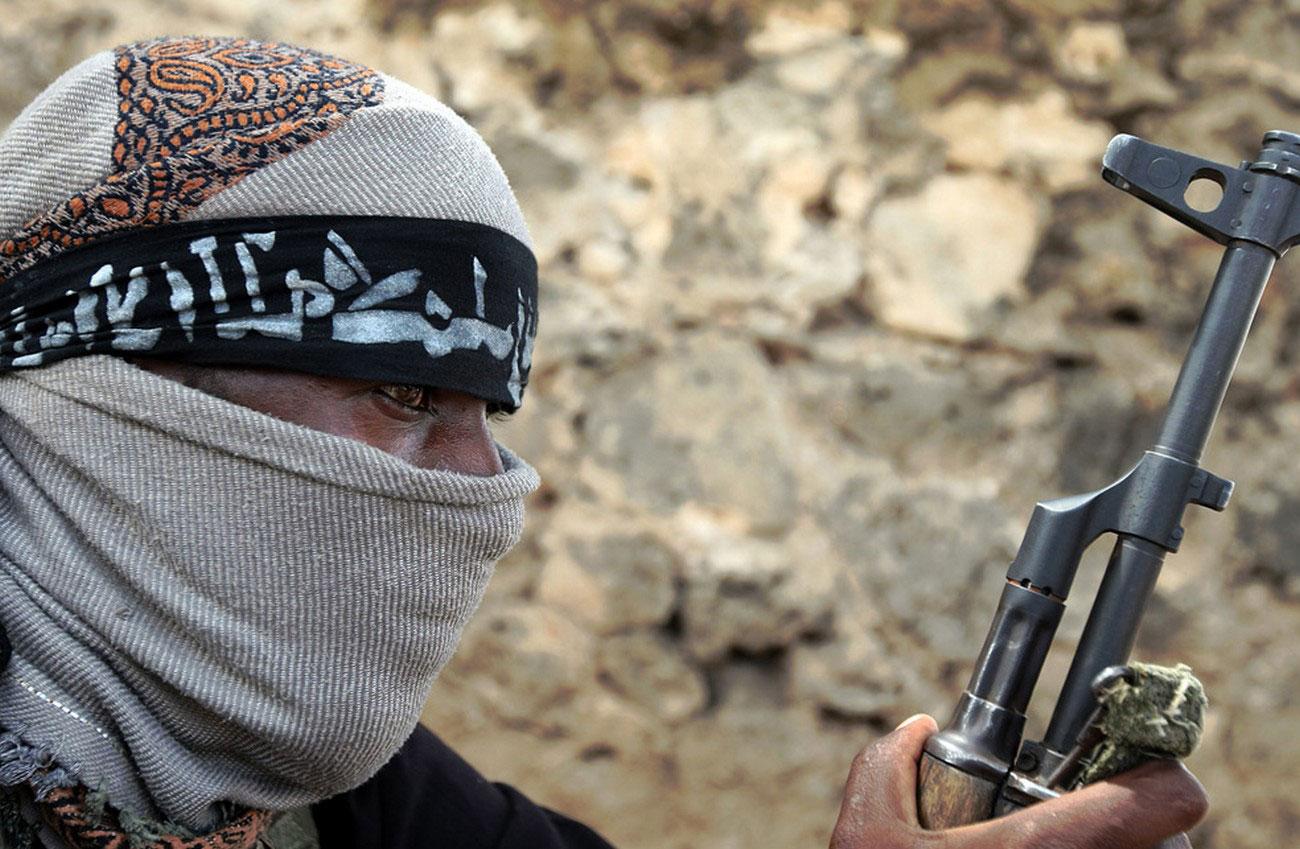 Боевик исламистской группировки, Сомали