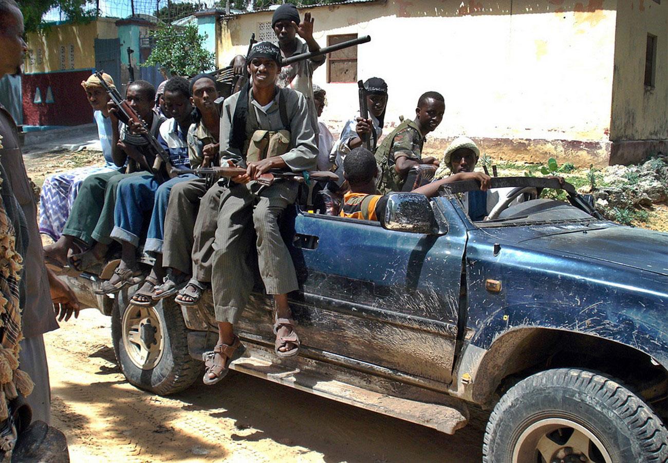 Исламистские боевики, Сомали
