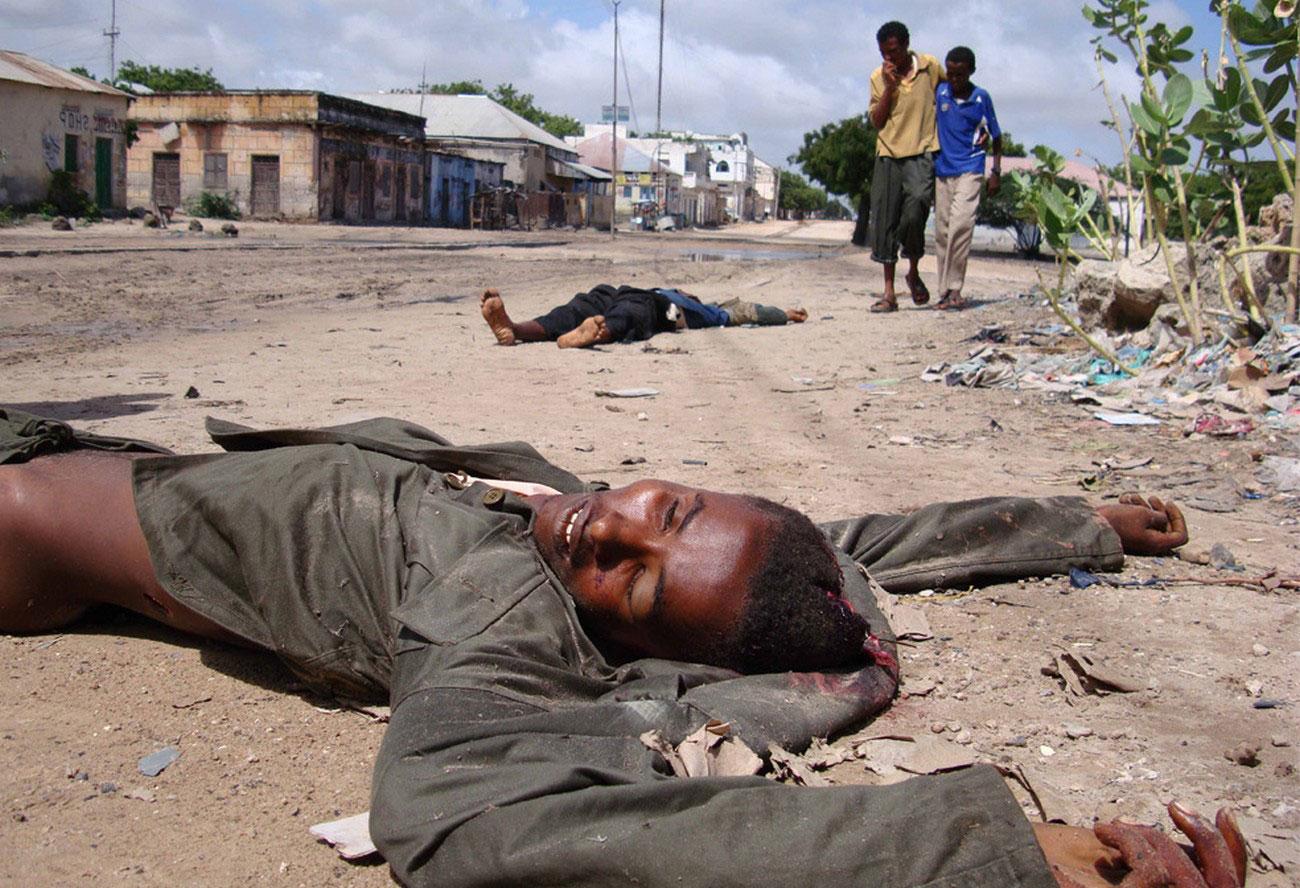 погибшие солдаты правительственных войск, фото