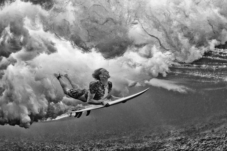 волна на острове Фиджи