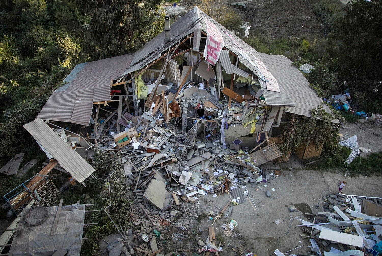 очистка площадки для строительства олимпийских объектов, фото