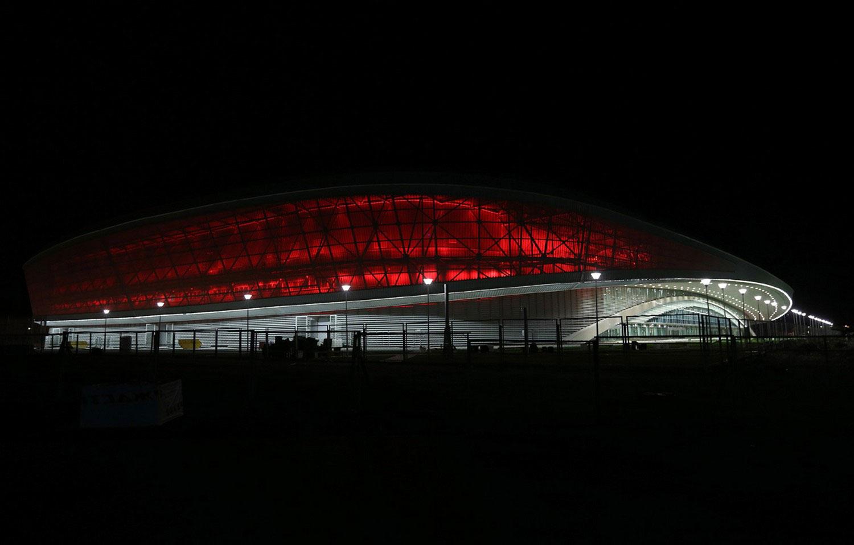соревнования по конькобежному спорту в Сочи, фото