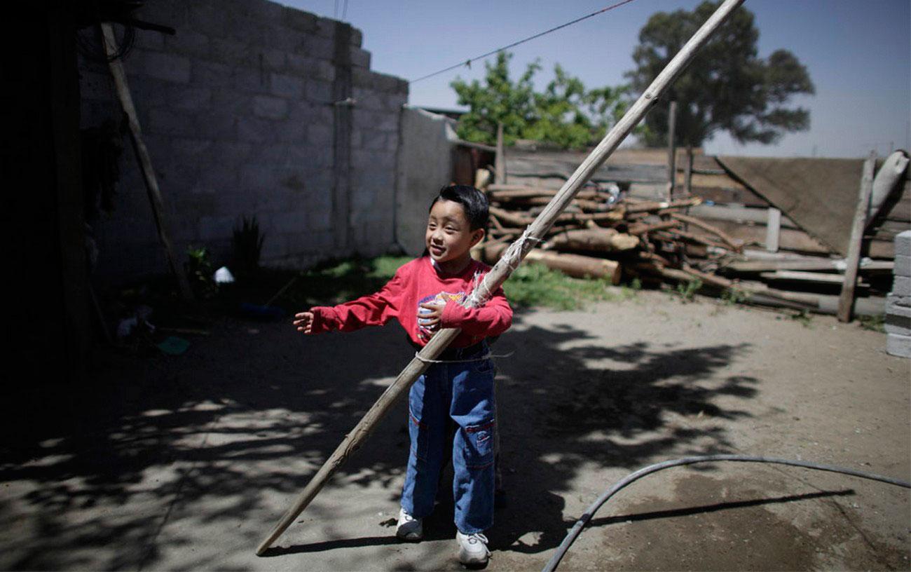 ребенок не заразившийся свиным гриппом, фото