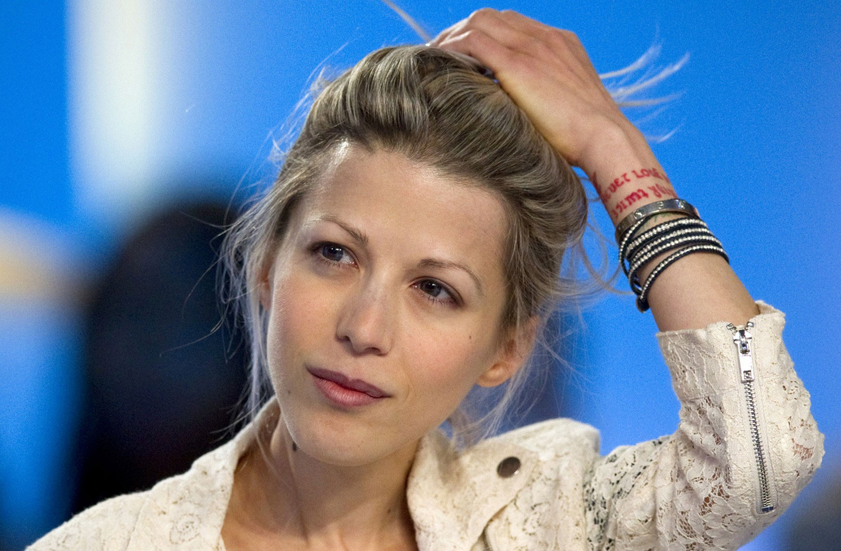 Французская писательница, фото