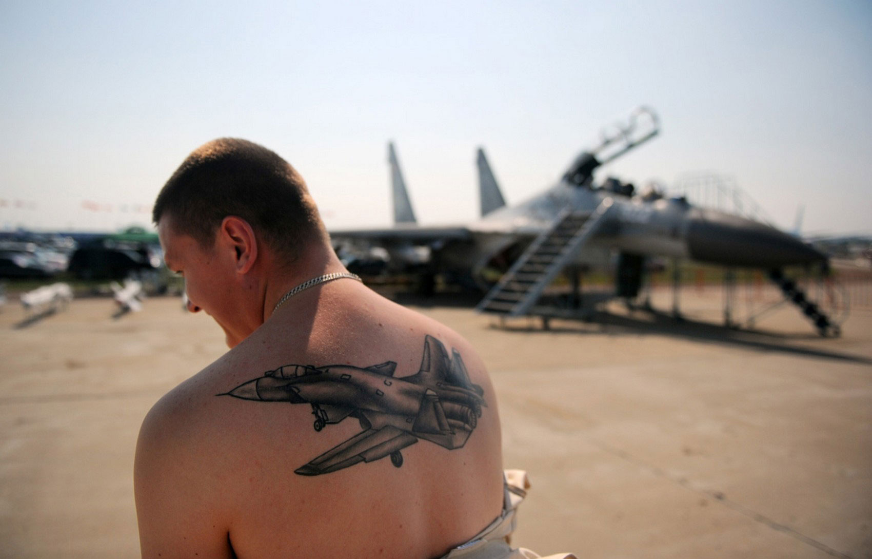 татуировка солдата, фото