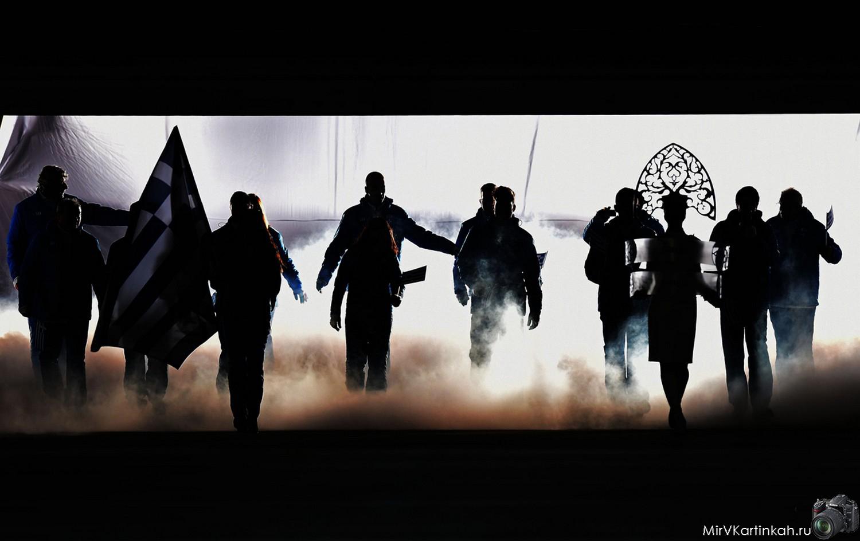 Греческая Олимпийская сборная