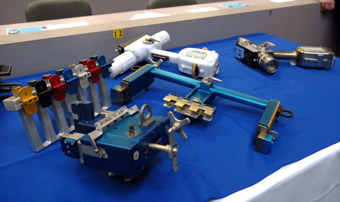 Набор инструментов для космического телескопа Хаббл