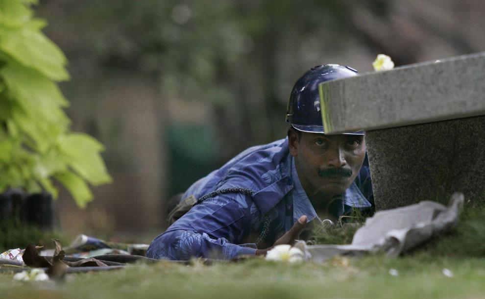 индийский солдат, фото