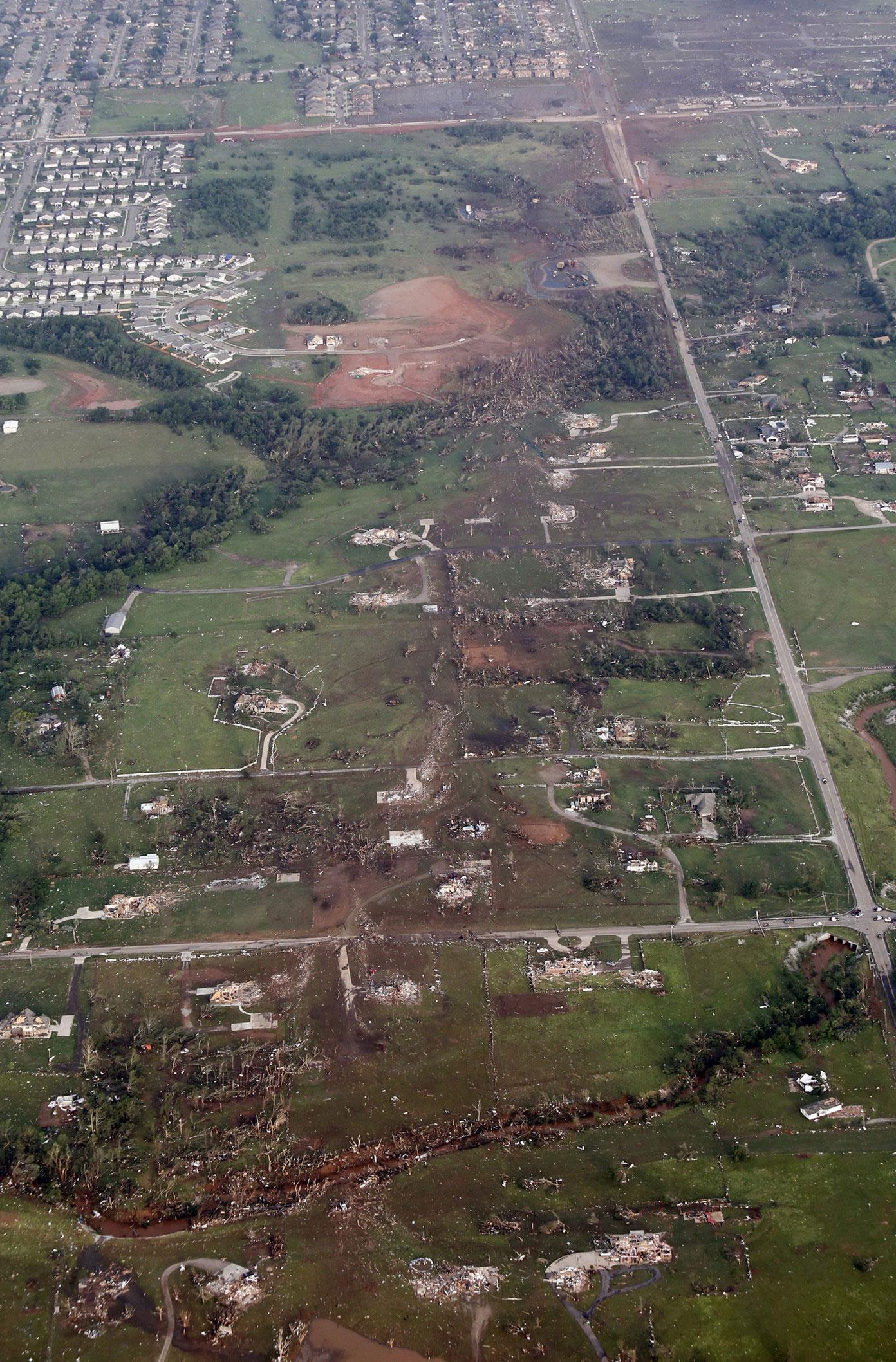 Мур, штат Оклахома