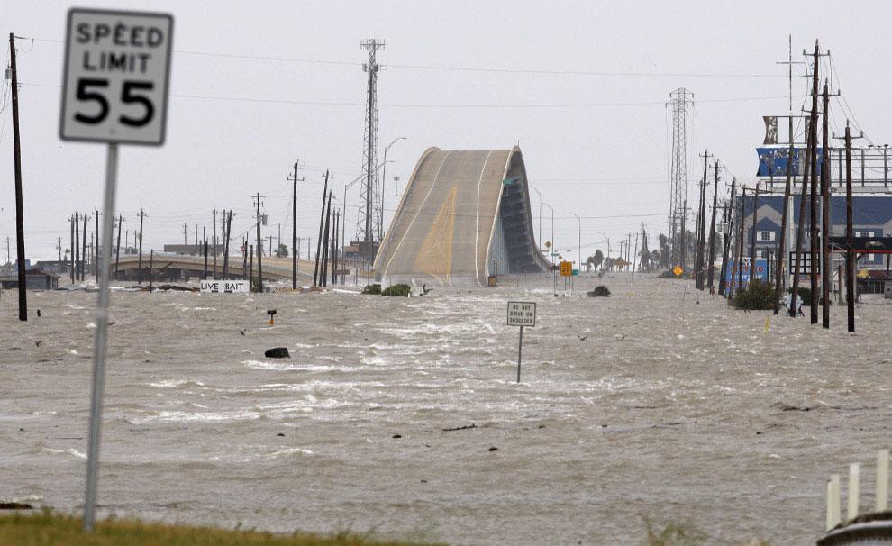 наводнение в Южной Королине, США, фото