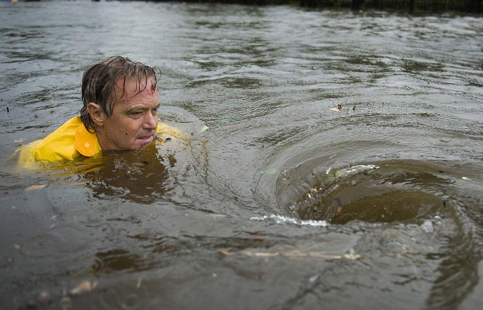 наводнение в Хьюстоне, США, фото