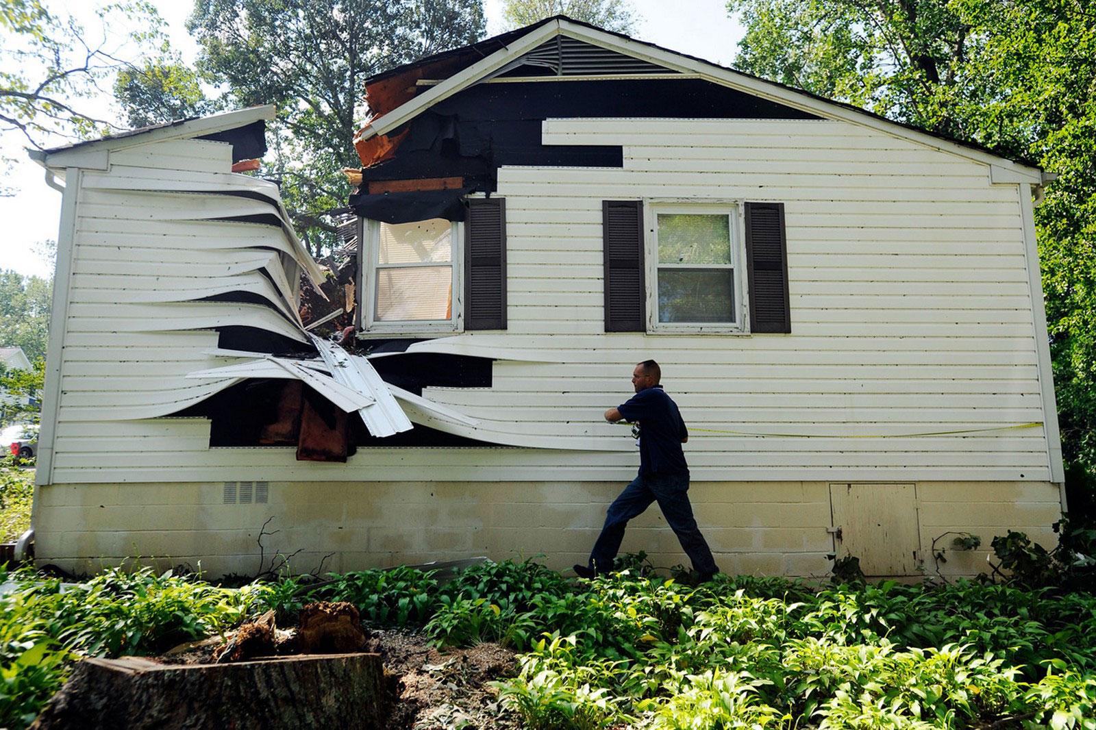 страховая оценка дома в США