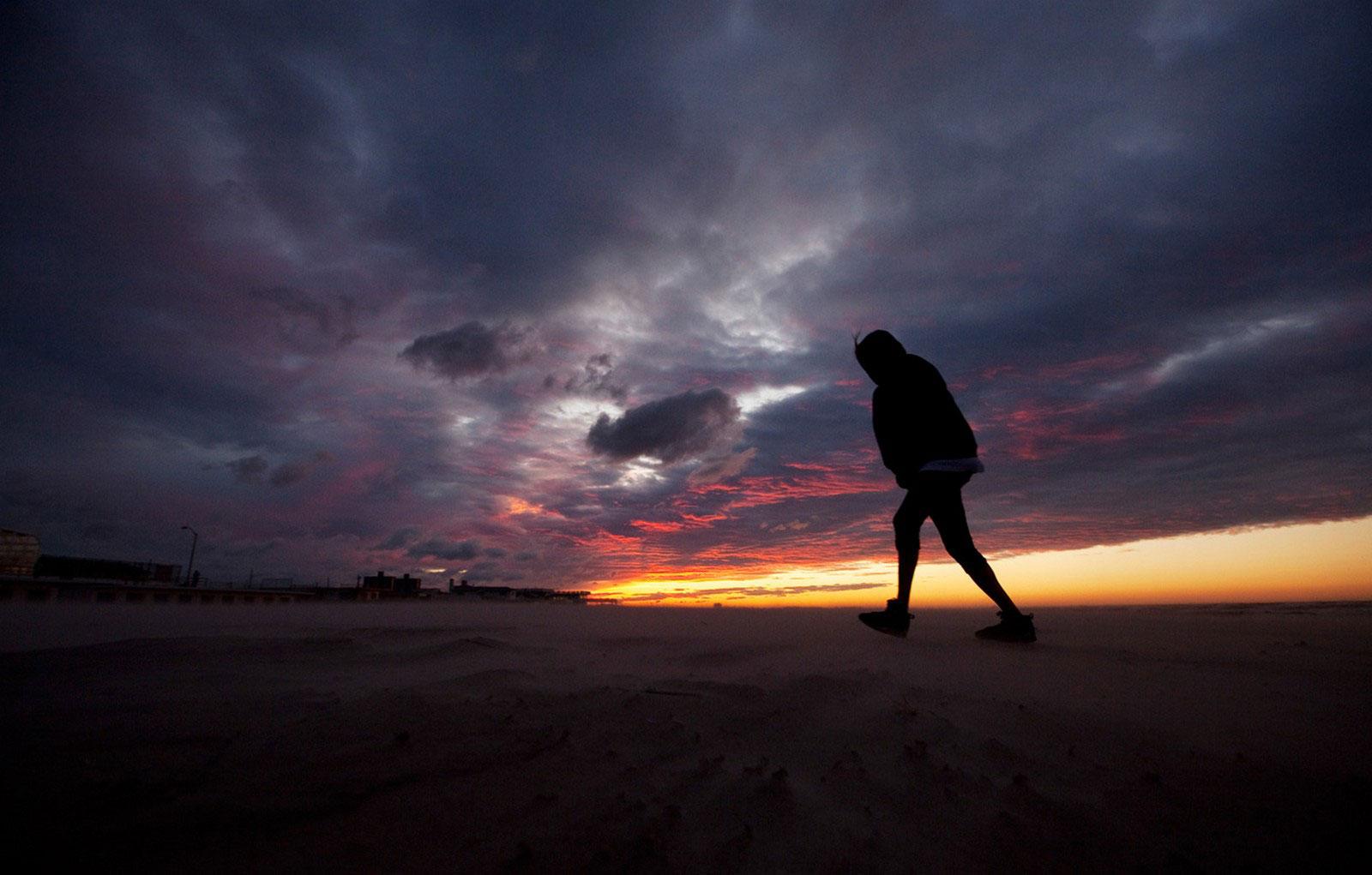 Пляж Лонг-Бич Паркаи