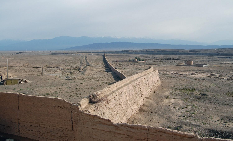 Китайская крепость, фото