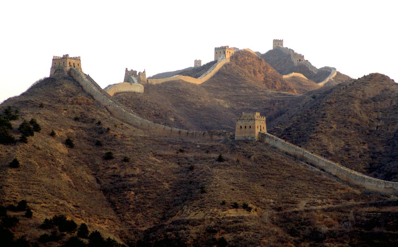 Фото древней архитектуры Китая