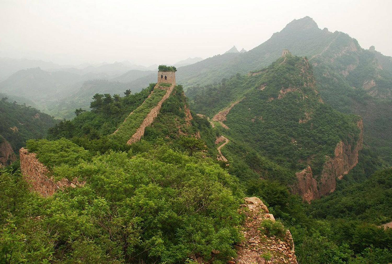 сектор Китайской стены, фото