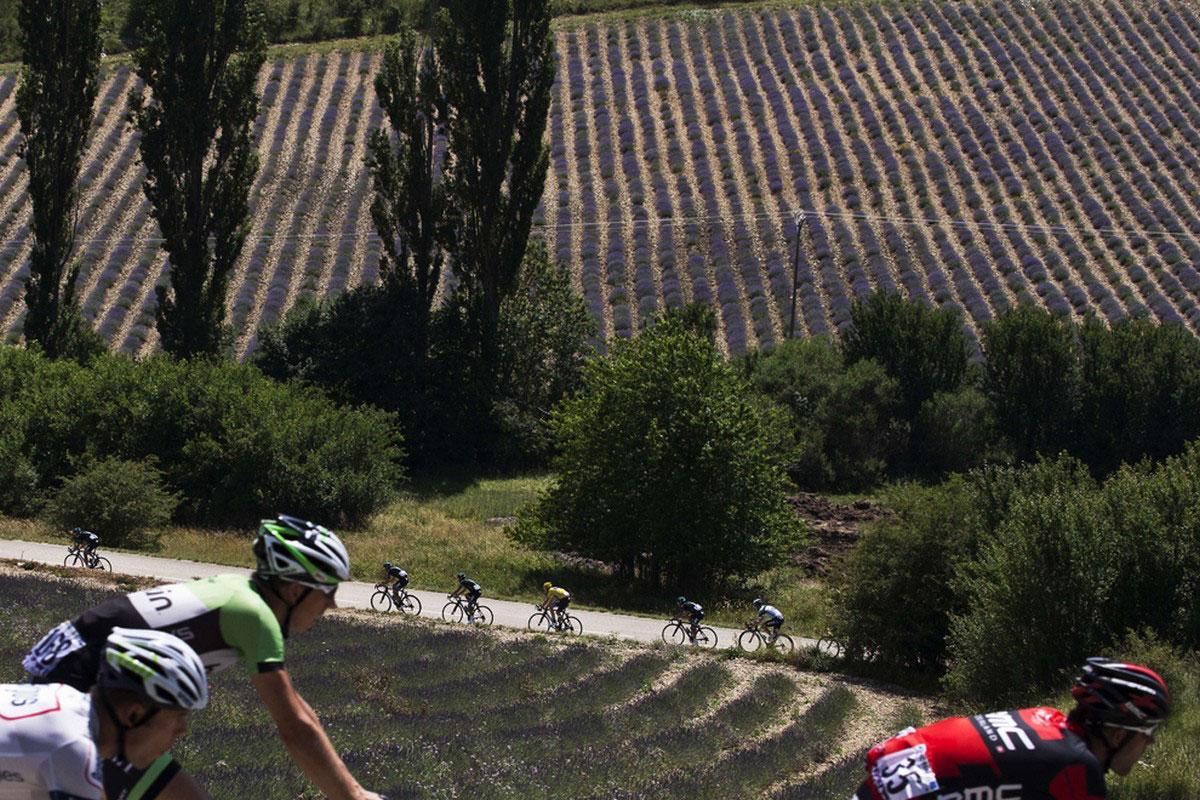 Шестнадцатый этап Тур де Франс