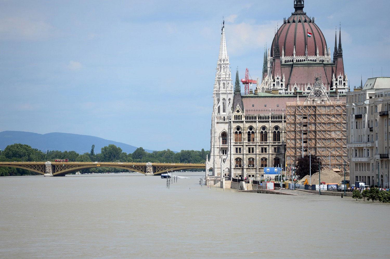 Разлив Дуная