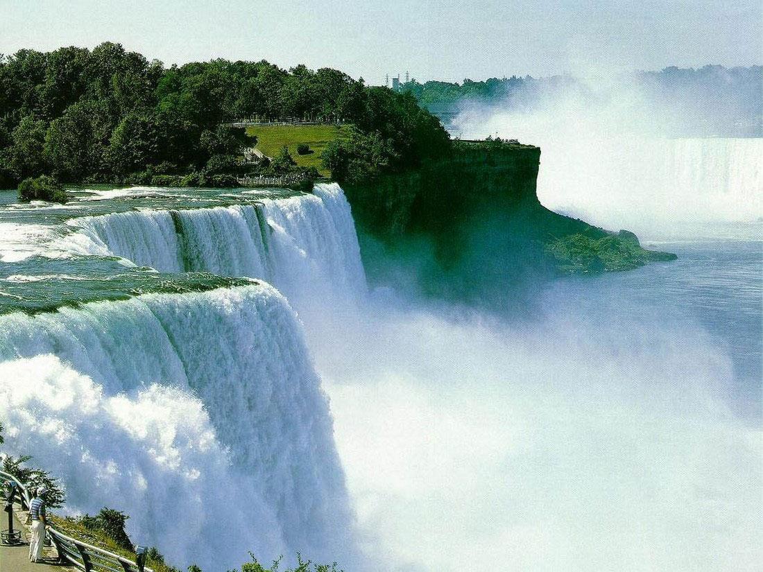 воды Ниагарского