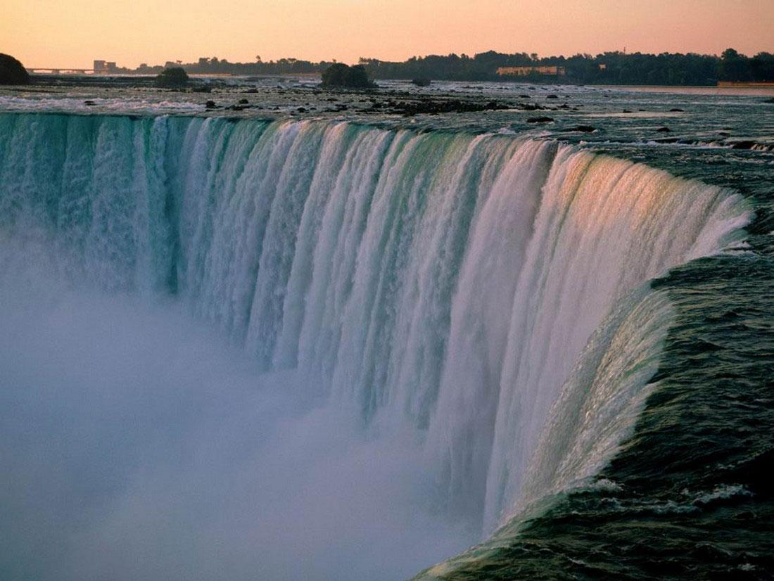 Ниагарский водопад , фото