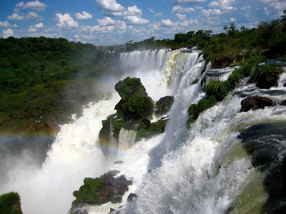 Игуасу на территории парка