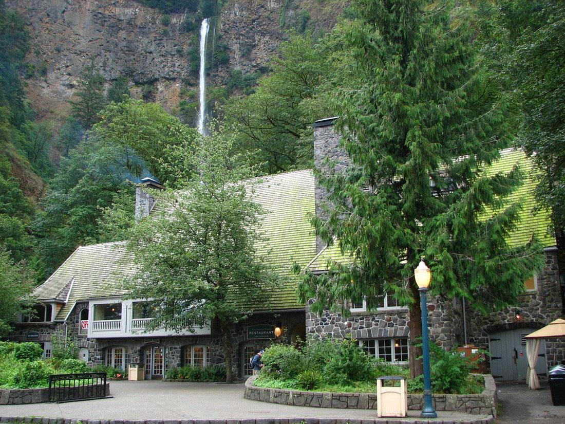 Водный поток штата Орегон