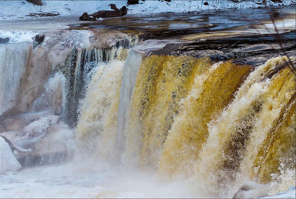 Эстонская река Ягала