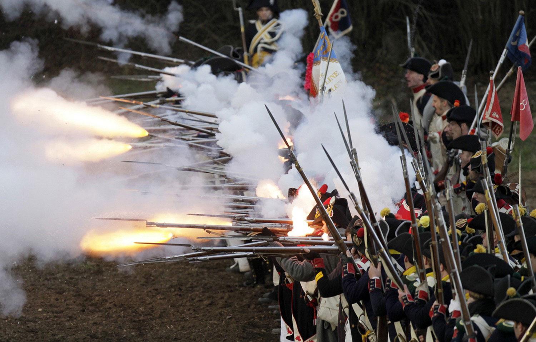 битвы Наполеона под Аустерлицем