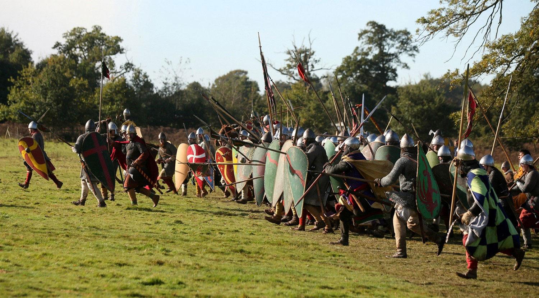Битва при Гастингсе 1066 года