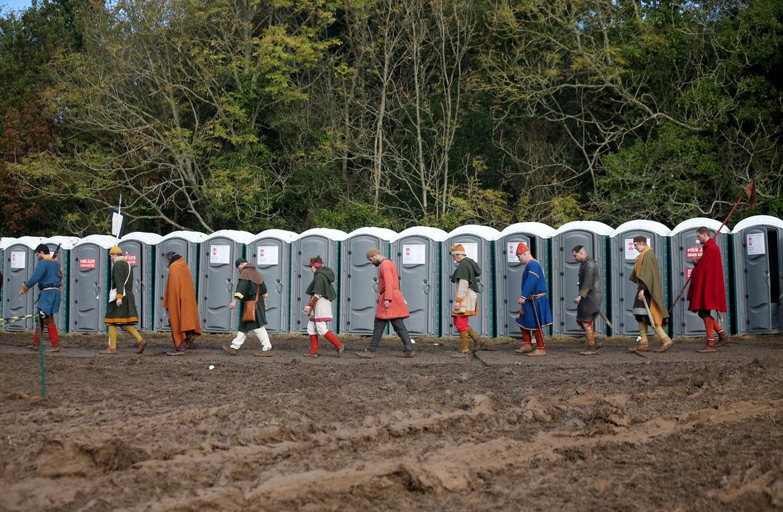 переносные туалеты