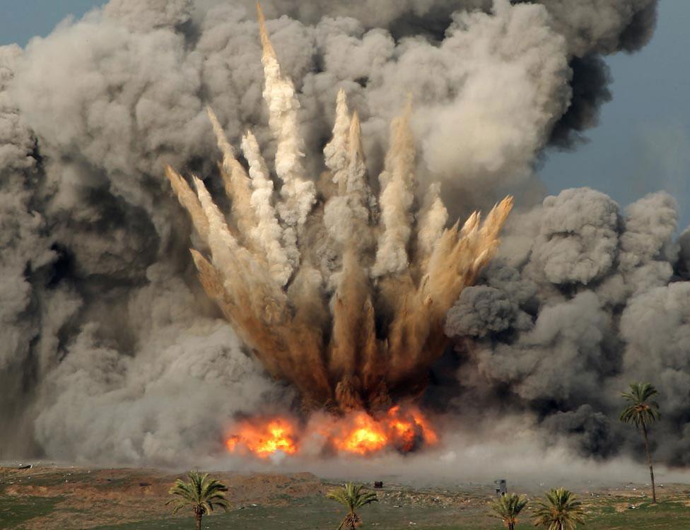взорваны израильские истребители-бомбардировщики, фото