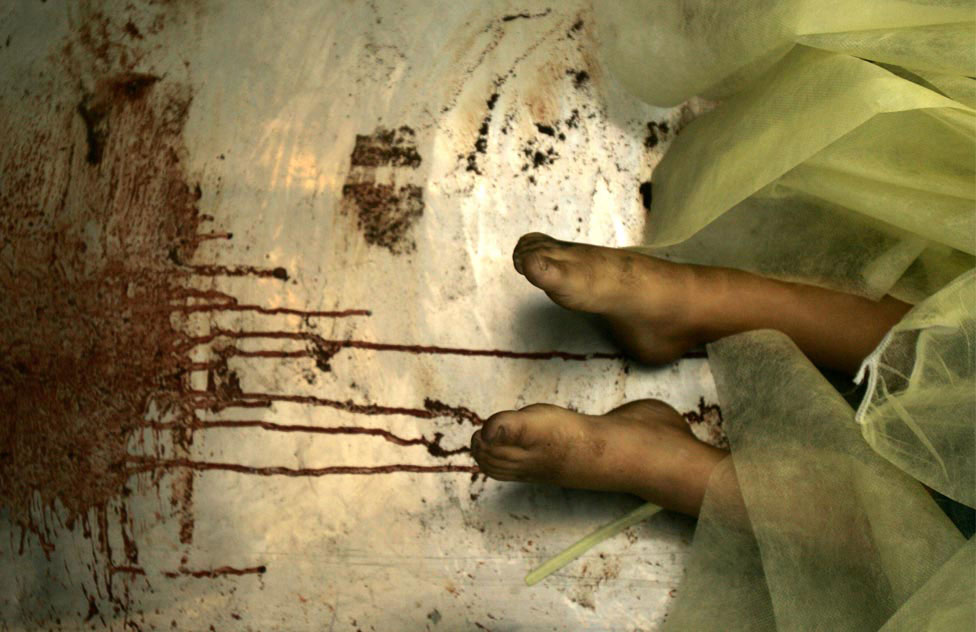 погибшие дети в секторе Газа, фото