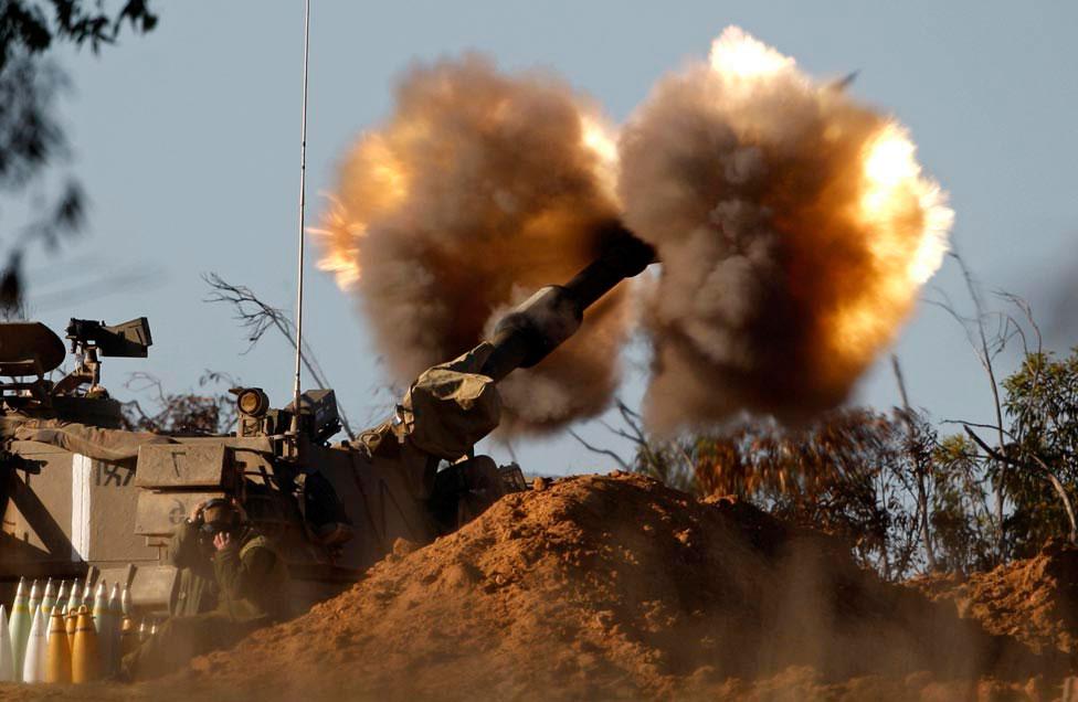 артиллерийская установка, фото