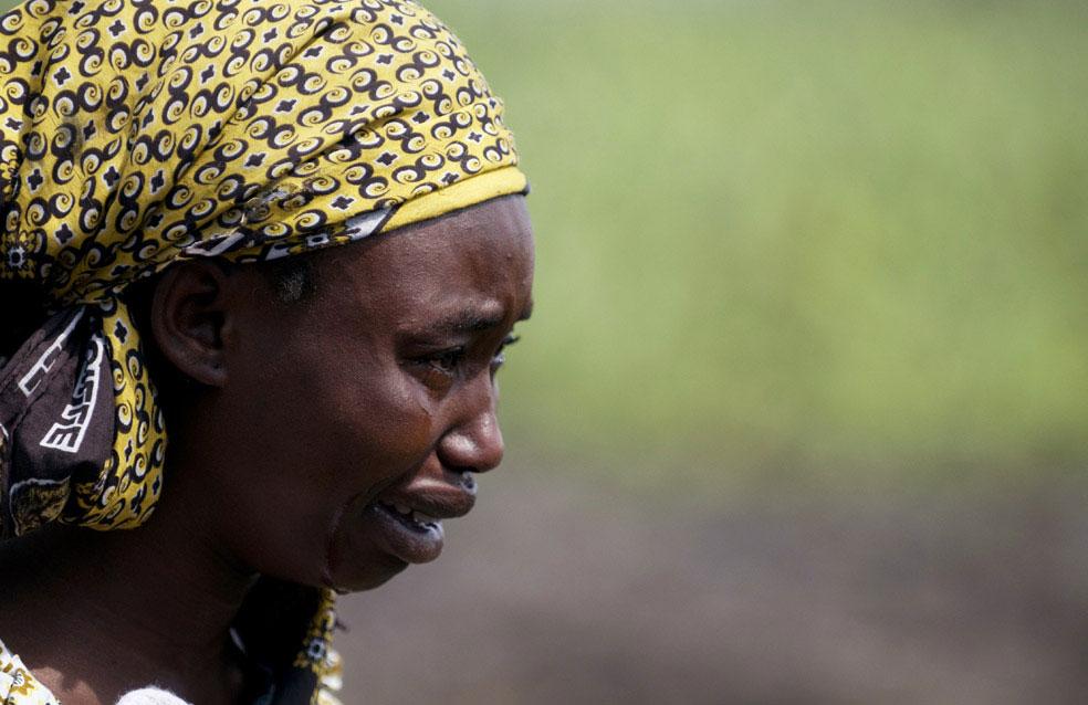 Конголезская женщина, Конго, фото