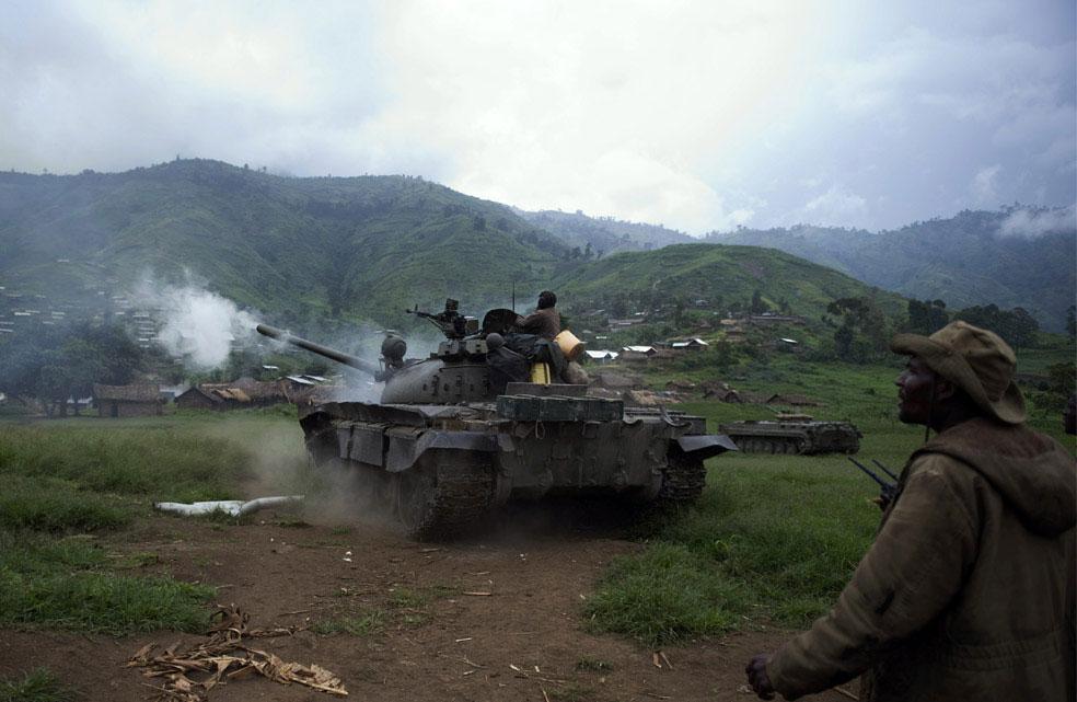 Конголезская армия, Конго, фото