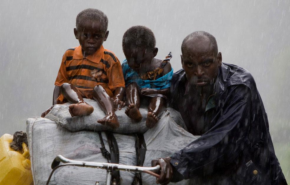 беженцы в Конго, фото